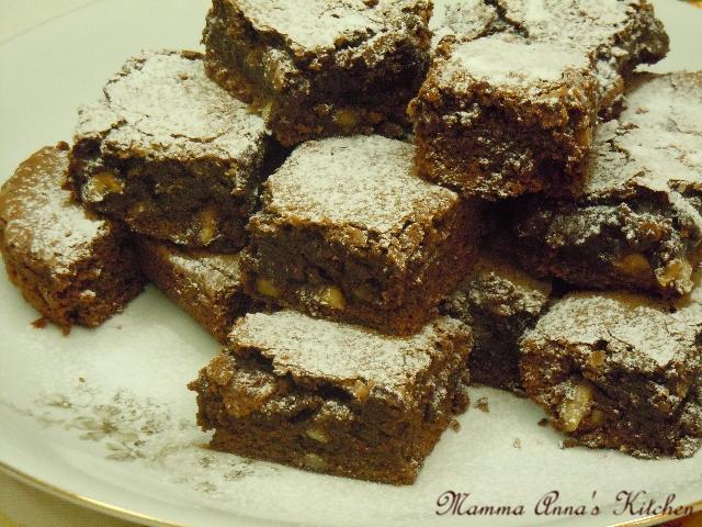 brownies | Mamma Anna's Kitchen