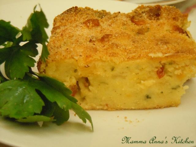 Il gattò di patate è una preparazione rustica, una torta di patate salata...CLICK TO CONTINUE