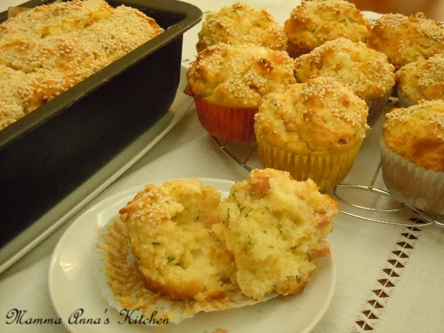 Adoro i muffins! Dolci o salati sono perfetti per ogni occasione...CLICK TO CONTINUE