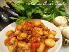 Gnocchi in salsa piccante